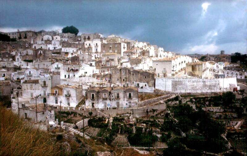 Monte Sant'Angelo ali di firenze