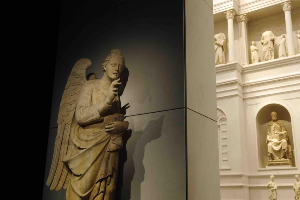 museo opere del duomo ali di firenze9
