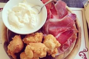 Des spots pour le déjeuner à Florence