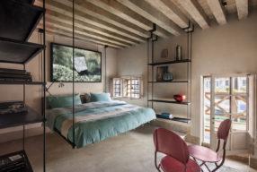 Un appartement design dans le silence de la Giudecca