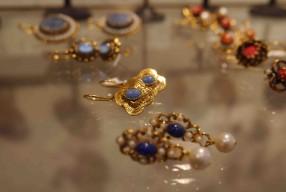 Inspiration Médicis, les bijoux fantaisie d'Anna