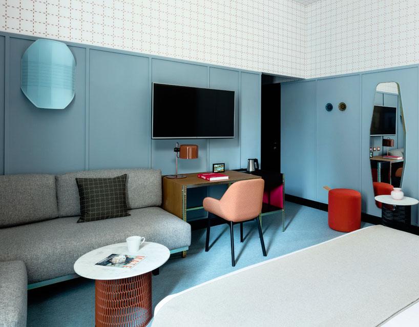 room-mate-hotel-guilia-milan- Ali di Firenze 3