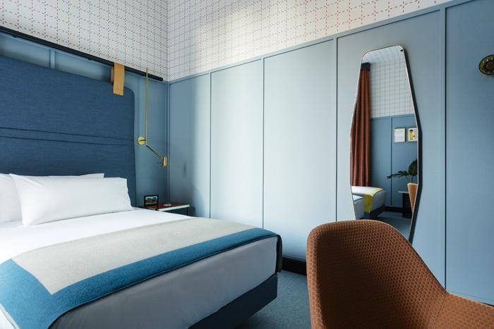 room-mate-hotel-guilia-milan- Ali di Firenze 4
