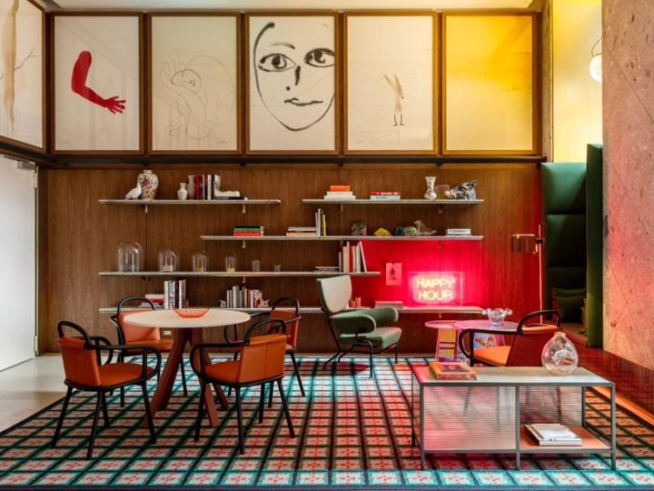 room-mate-hotel-guilia-milan- Ali di Firenze
