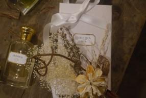 AUGURI ALI DI FIRENZE #6 nouvelle bouteille de parfum Aqua Flor Firenze