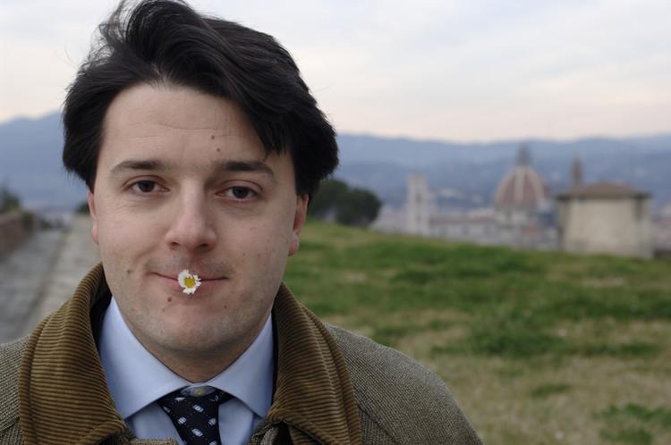 March 8, 2005, Matteo Renzi ©Guglielmo de' Micheli