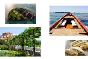 Un tour en bragozzo dans la lagune de Venise