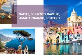 Mes adresses à Naples et sur la côte Amalfitaine dans le journal de Sézane