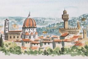 SECRET DE CONCIERGE, demande en mariage à Florence au coucher du soleil