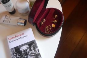 LECTURE, L'amie prodigieuse d'Elena Ferrante