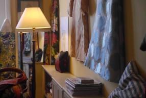 Alberta Florence, des tissus de la Cinecittà transformés en mini-jupe