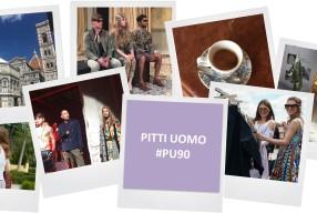 PITTI UOMO 90 / DIARY #2