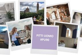 PITTI UOMO 90 / DIARY #1