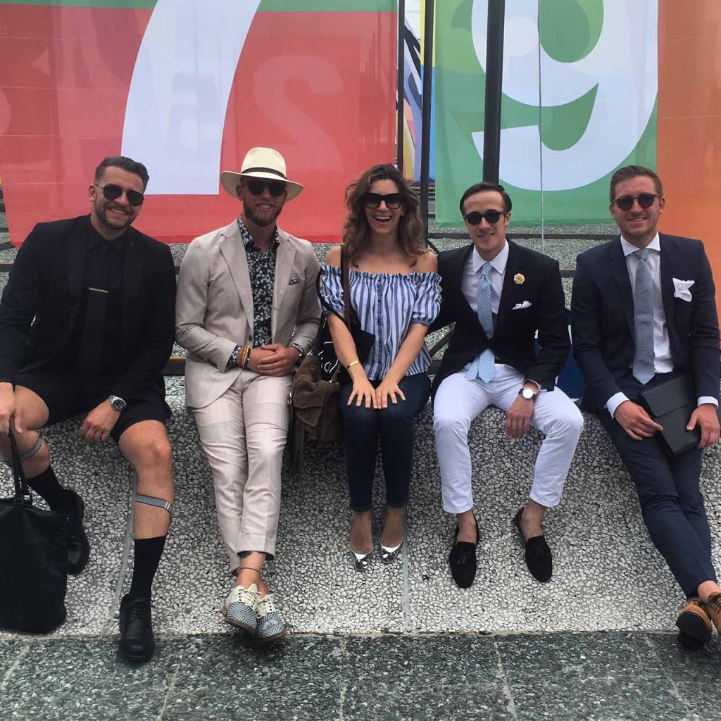 pitti fun ali di firenze