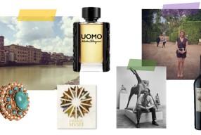 Les 36h de Marie à Florence pour le lancement du parfum UOMO de Ferragamo