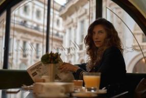 Petit-déjeuner milanais à la Pasticceria Marchesi