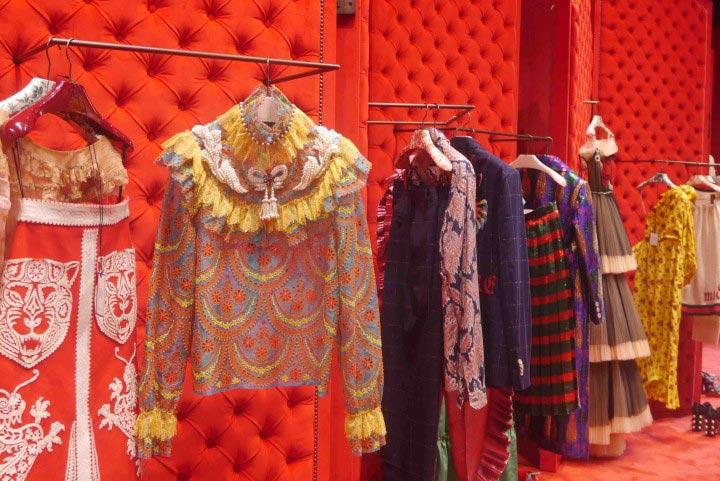 Vetements Gucci à Milan