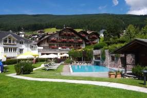 Un été à la montagne, #2 l'Hôtel Angelo