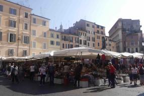Des adresses pour déjeuner autour du Campo de Fiori à Rome