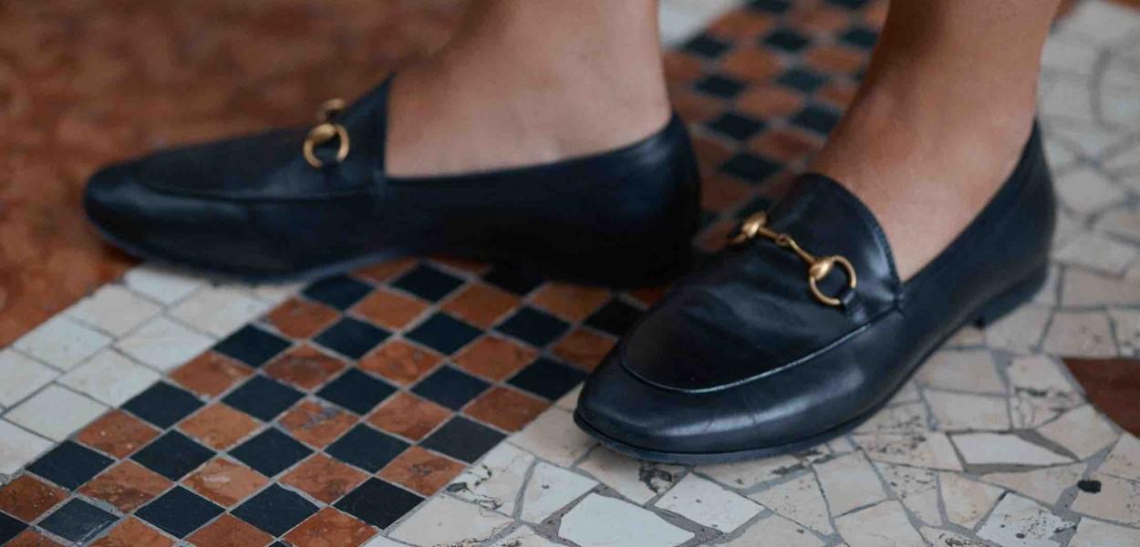 DOLCE VITA, mes loafers Gucci (et crise d'hystérie)