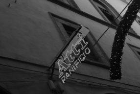 Enseigne Italienne #4 Atti Panificio