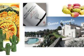 ROADTRIP EN SICILE, hôtel Donna Carmela aux pieds de l'Etna