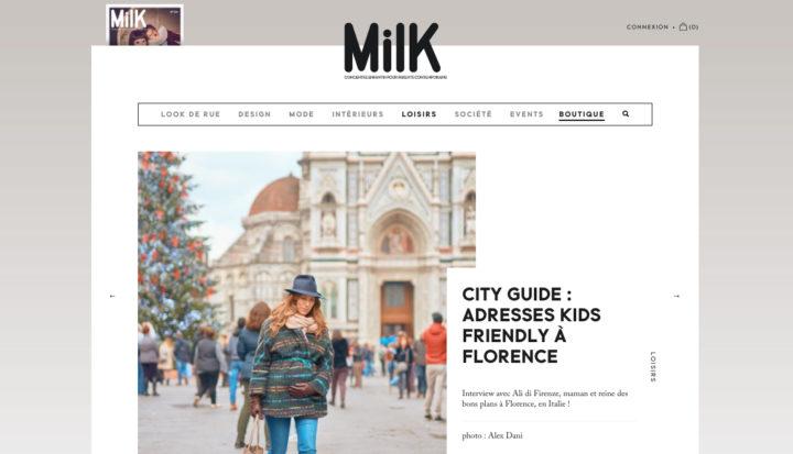 Ali di Firenze Alice Cheron Milk Magazine