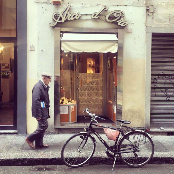 Enseigne italienne ali di firenze