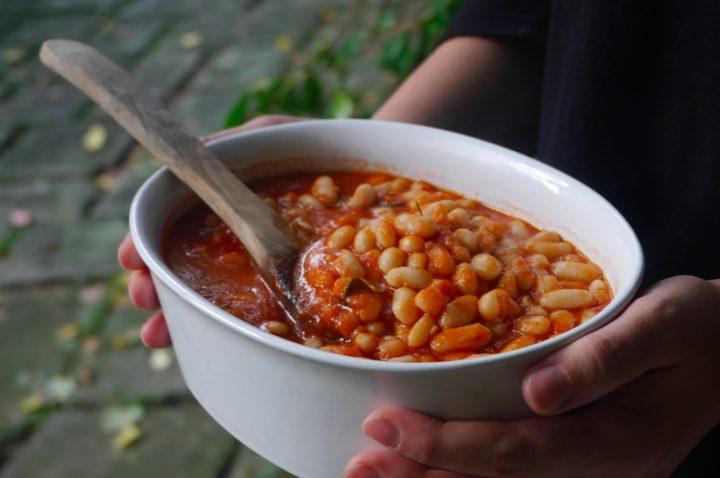haricots a la tomate ali di firenze