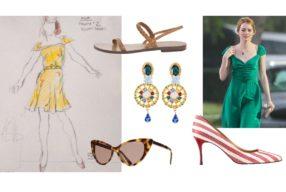 Comment italianiser le vestiaire d'Emma Stones dans LA LA LAND