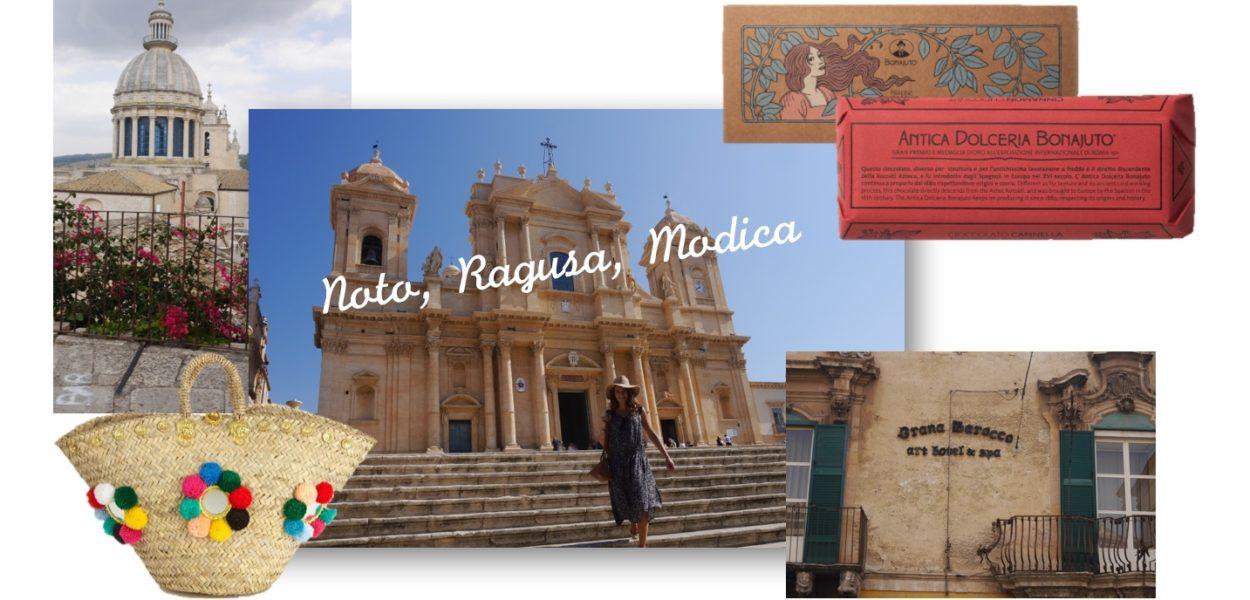 ROADTRIP EN SICILE, inoubliables villages baroques