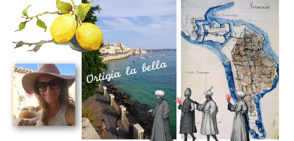 ROADTRIP EN SICILE, une virée à Ortigia