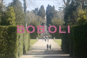Italian Moment / Giardino di Boboli, mercredi 11h
