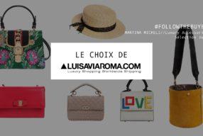 Le choix de Luisa Via Roma #16, Accessoires