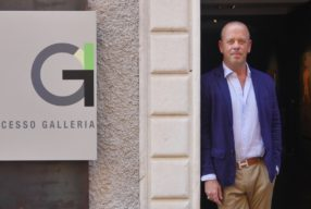 INTERVIEW, Brad Brubaker, directeur de la galerie Accesso à Pietrasanta