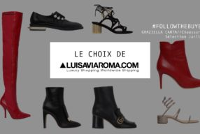 Le choix de Luisa Via Roma #17, Chaussures