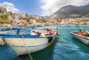 Les îles de la Sicile / Nomadisme raffiné aux îles éoliennes