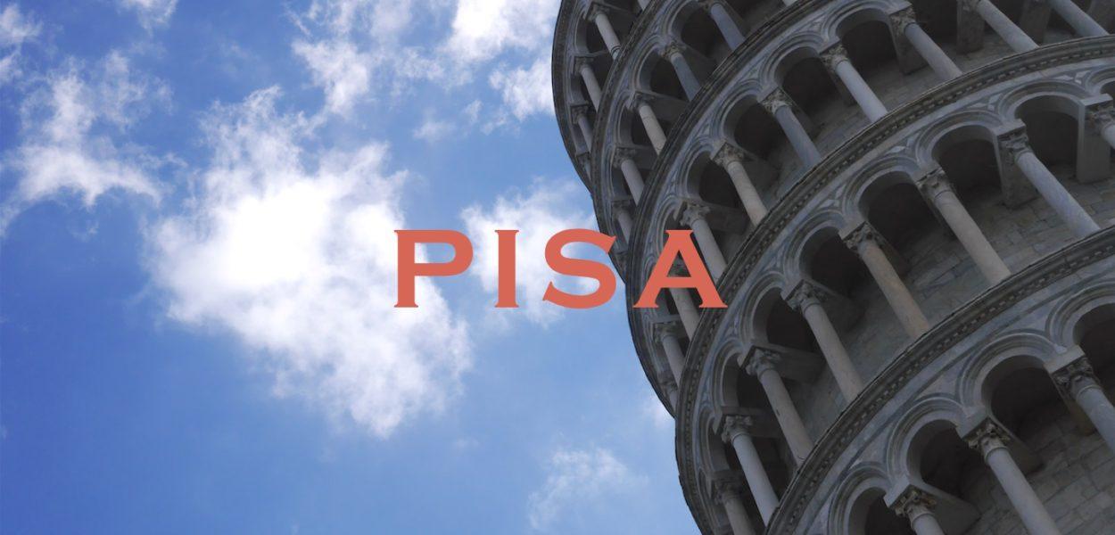 VIDEO Italian Moment / Pise, mardi 11h