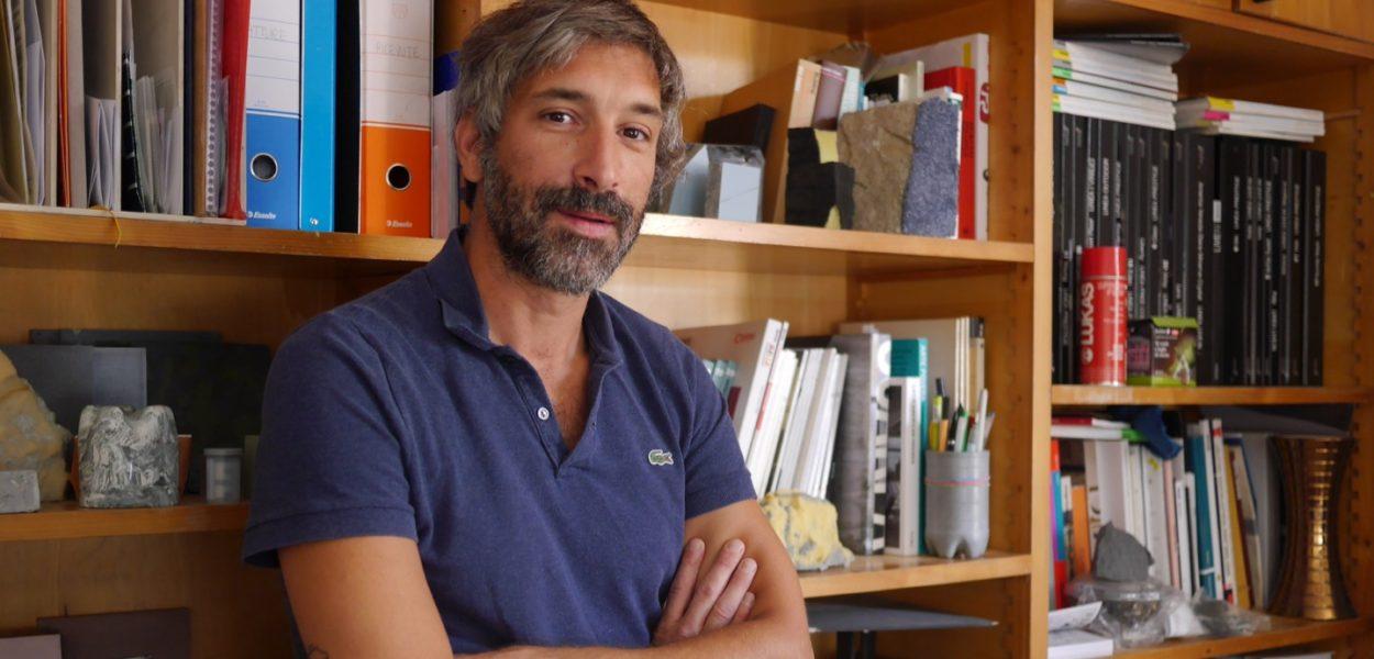 PORTRAIT, Designer et artiste Duccio Maria Gambi