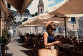 Visual Diary / Art et gastronomie à Pietrasanta
