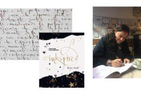 LECTURE, Inkspired, un manuel pour se retrouver avec l'écriture