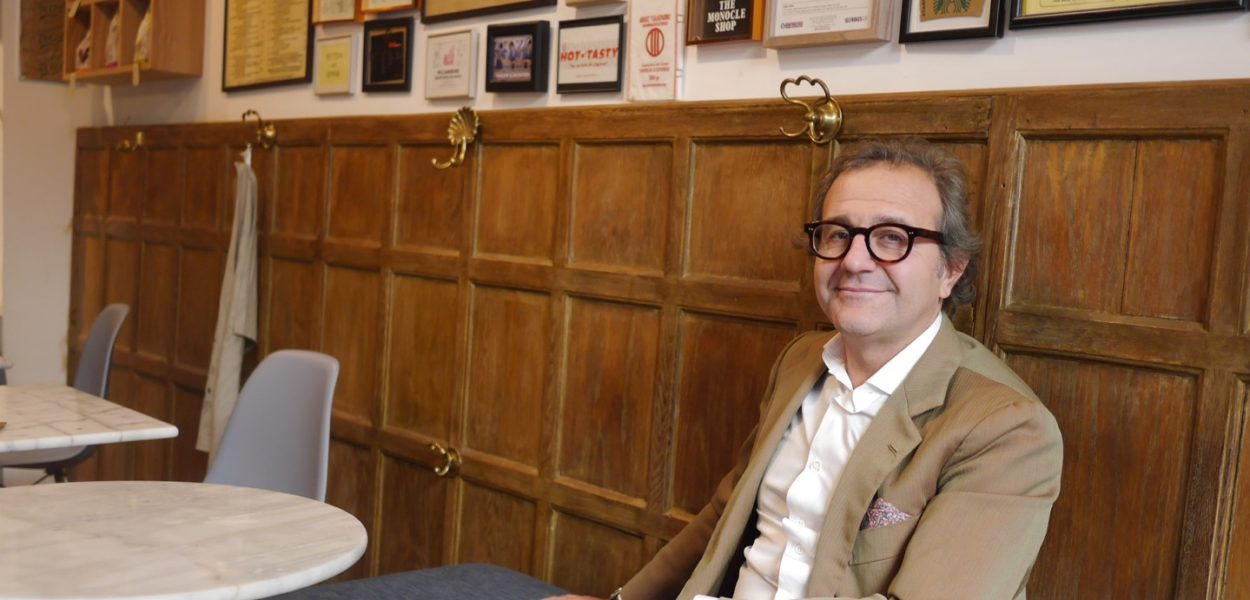 INTERVIEW, Matteo Perduca, entrepreneur florentin