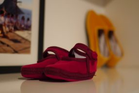 Les chaussons vénitiens de Capulette
