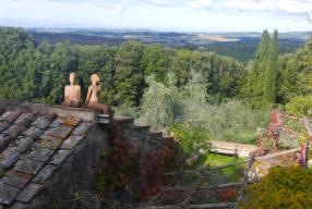 Une retraite Yoga & Detox chez Ebbio à Monteriggioni