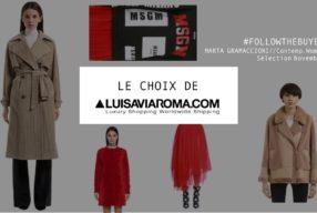 Le choix de Luisa Via Roma #21, sélection femme