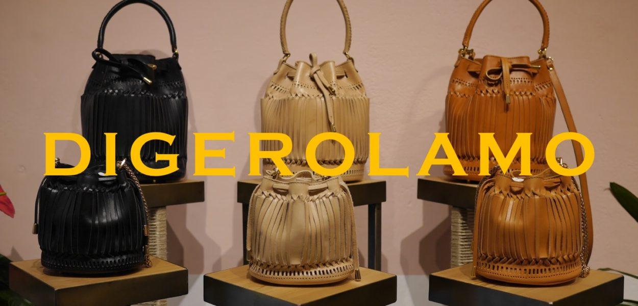 VIDEO Italian Moment / Une folle envie de sac chez Digerolamo