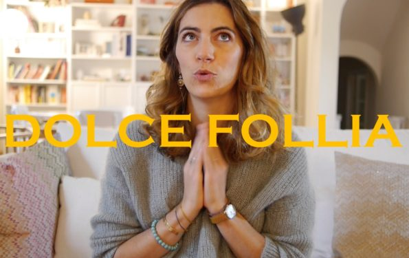 Alice raconte Dolce Follia