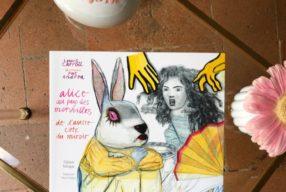 Interview Alice au pays des merveilles pour les Editions Diane de Selliers