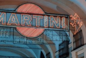Enseigne Italienne #8 Martini