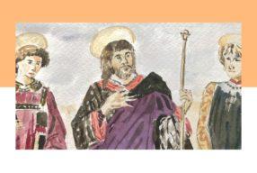 Saviez-vous que / Les trois saints du Cardinal Jacques du Portugal